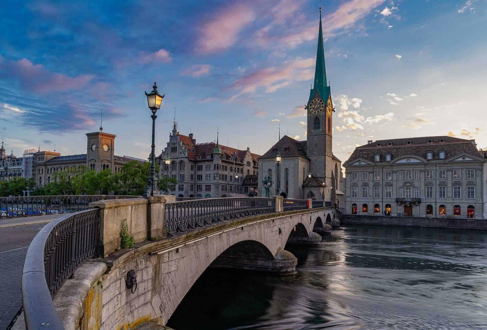 Free Walking Tours in Switzerland
