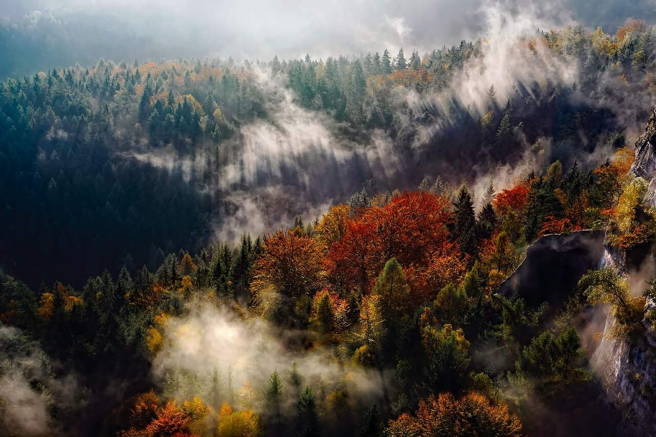 Germany-mountains-autumn