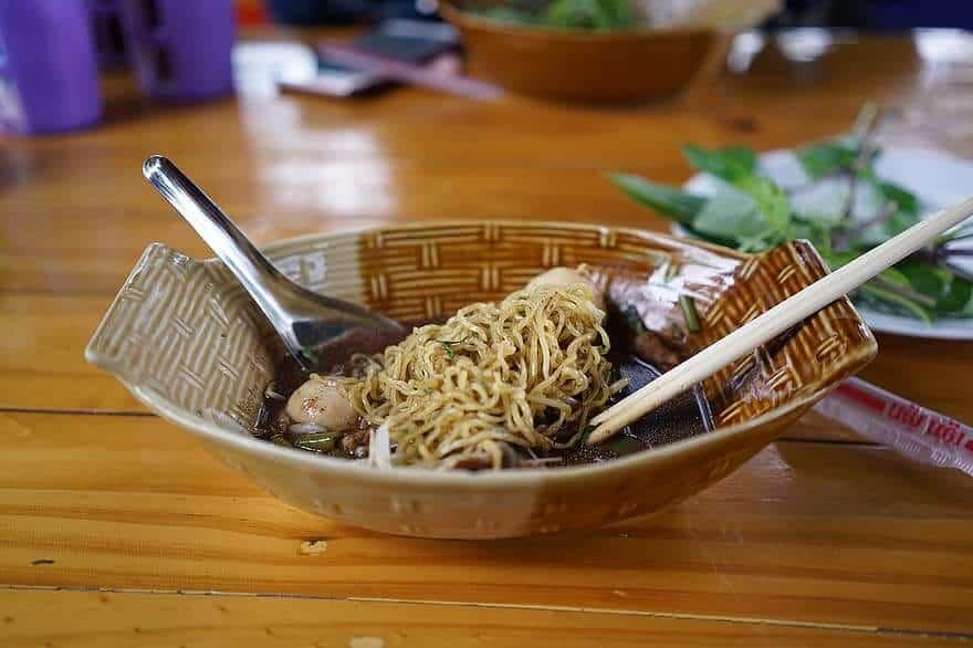 Guay Diow Rua_Boat Noodles