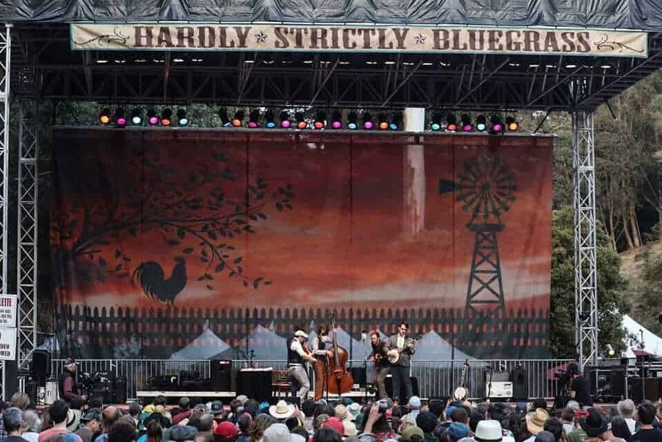Hardly Strictly Bluegrass Festival, San Francisco