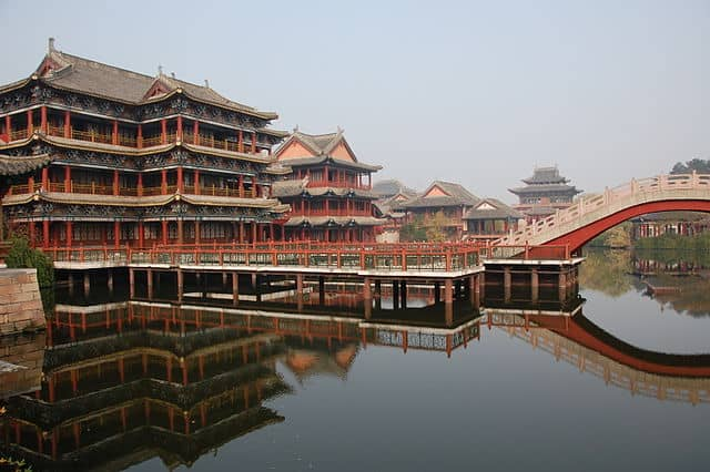 Hengdian-World-Studios-China