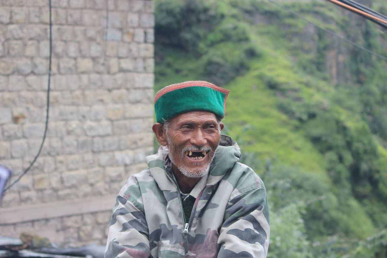 Himachali Man - India