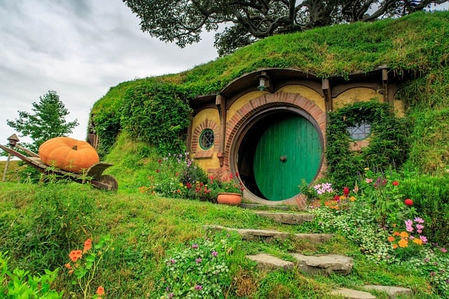 Hobbiton, Auckland, New Zealand