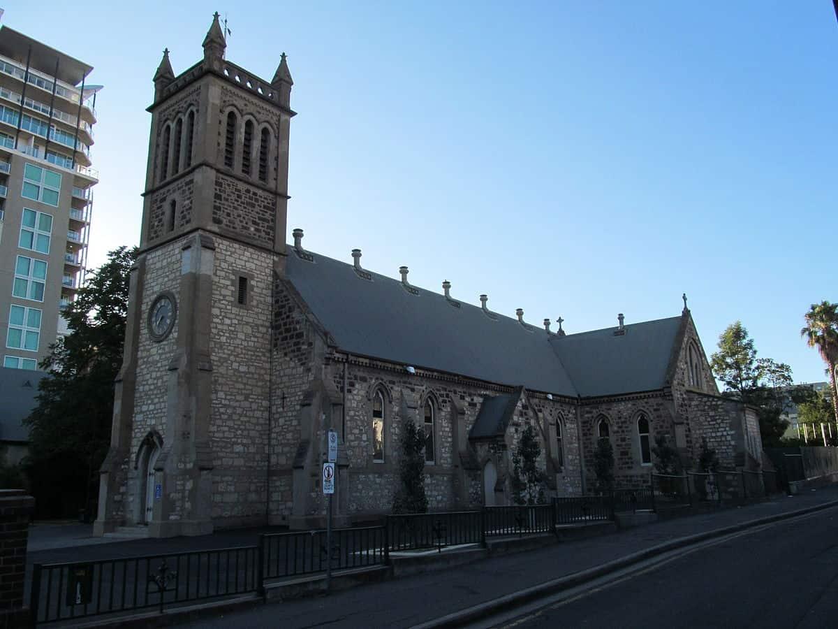 Holy Trinity Church, Adelaide, Australia
