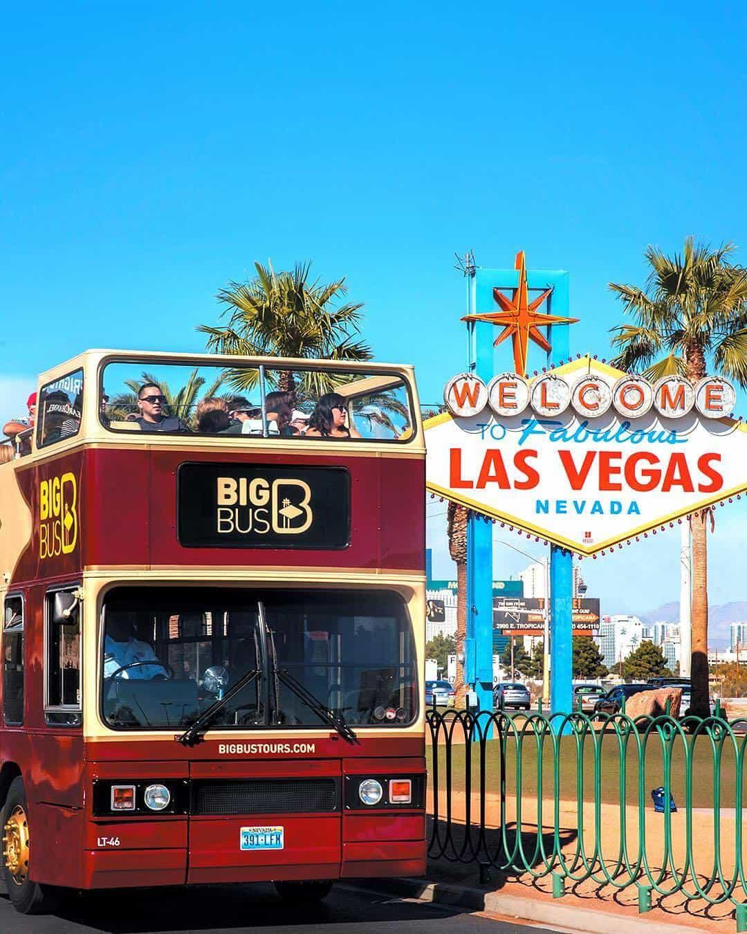 Hop On Hop Off Bus, Las Vegas