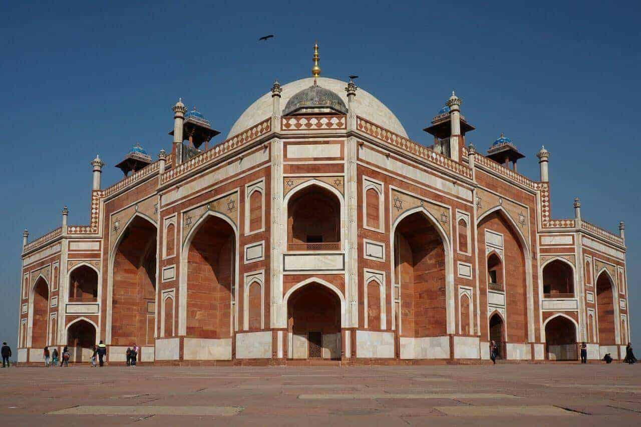 Humayun Tomb - Delhi Delhi Travel Blog