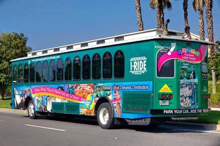 I-ride Trolley, Orlando