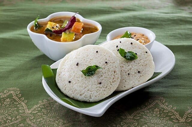 Idli - Cuisines from South India