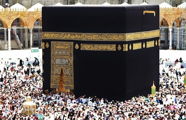 Islamic-prayer-place-New-year-mecca