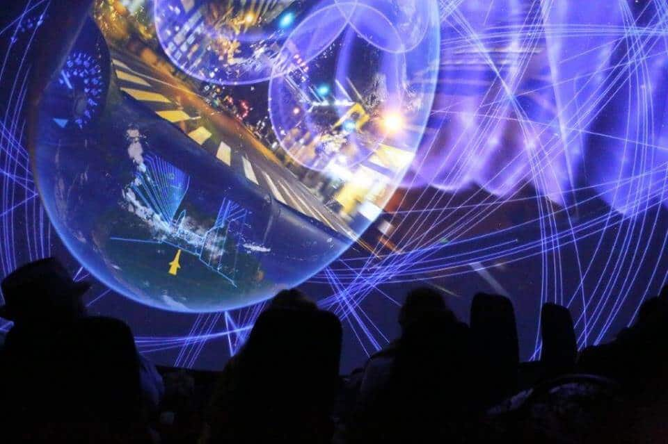 Iziko Planetarium and Digital Dome, Cape Town, South Africa