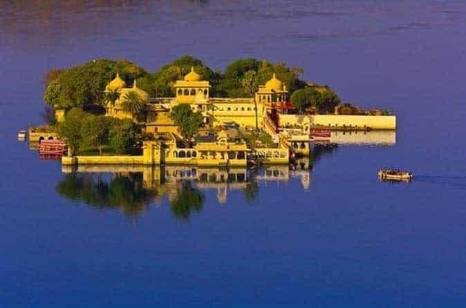 Jag Mandir in Udaipur, Rajasthan