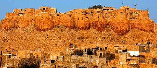 Jaisalmer Fort - Rajasthan