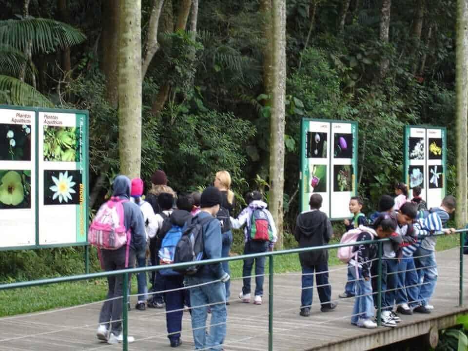 kids at Jardim-botanico-sao-paulo