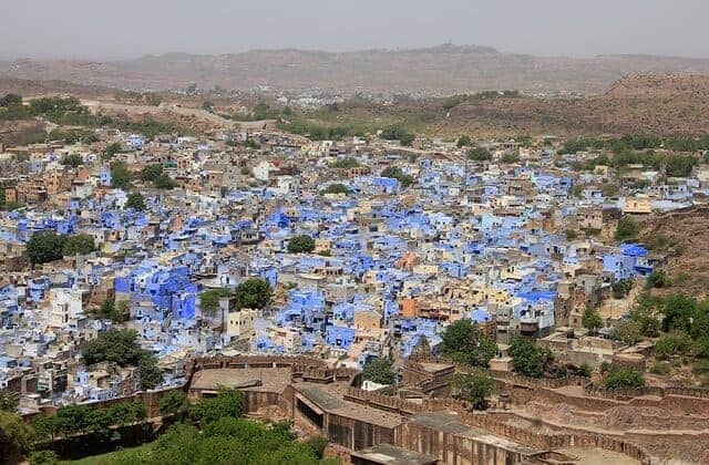 Jodhpur - Rajasthan  best places to travel in January