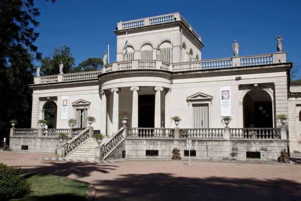 Juan Manuel Blanes Museum Montevideo, Uruguay