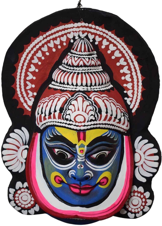 Kathakali Masks