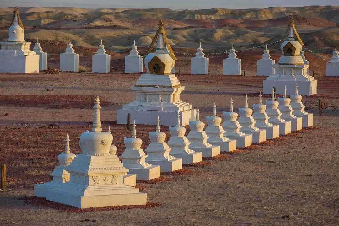 Khamriin Khiid, Gobi, Mongolia