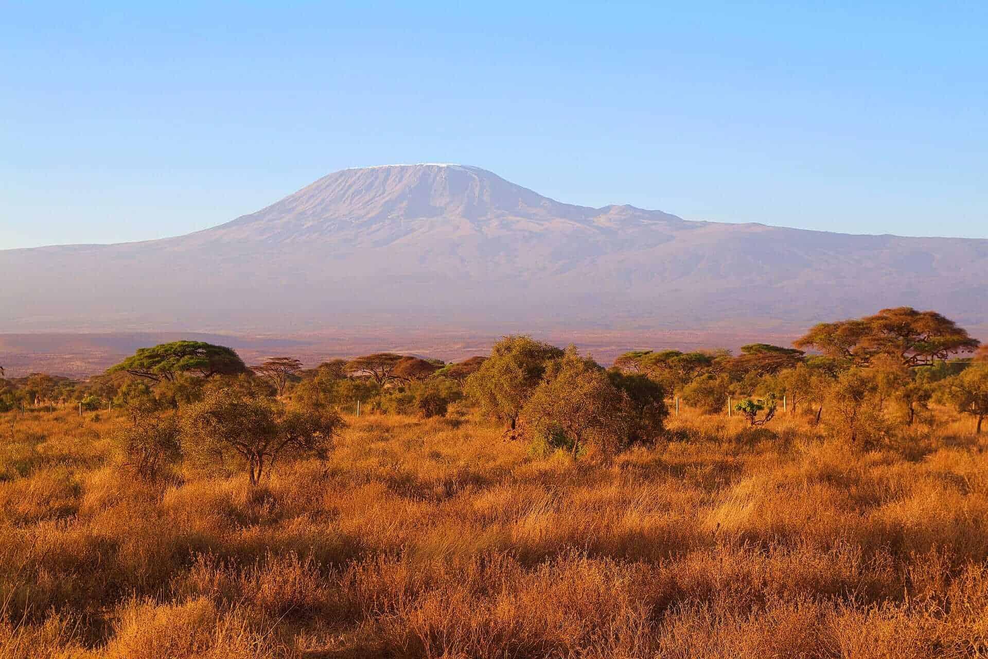 Kilimanjaro Mount, Tanzania