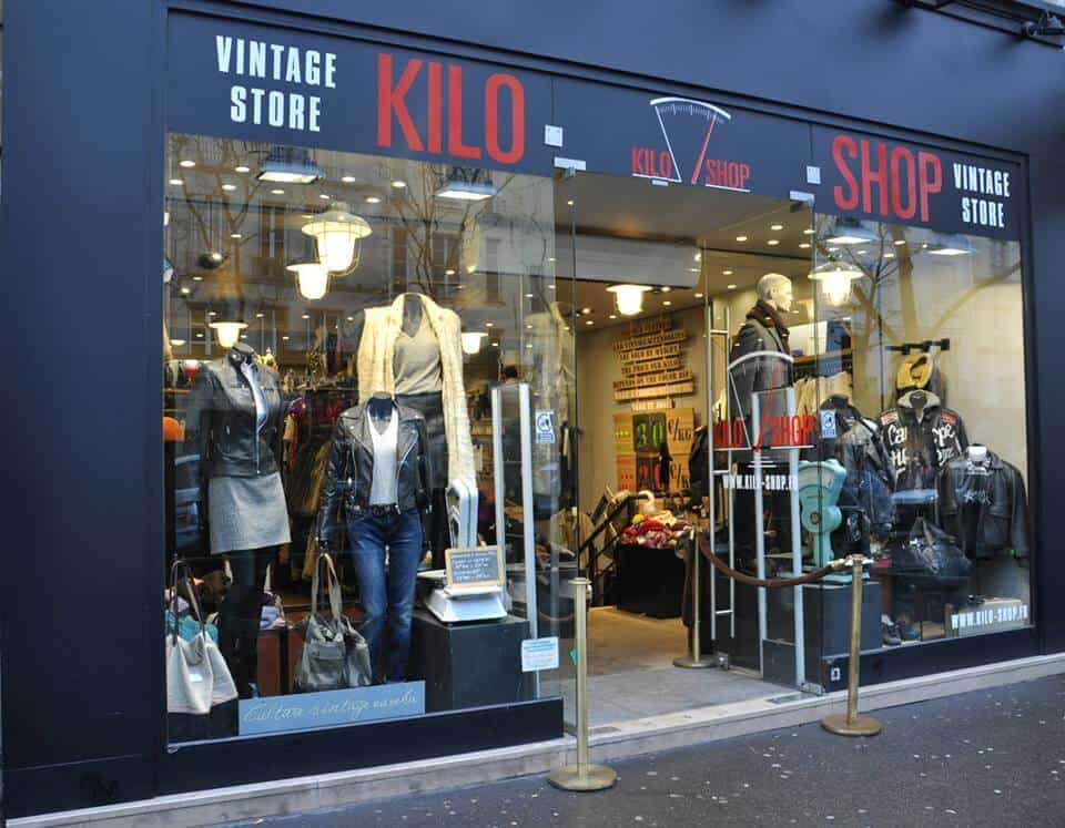 Kilo Shop, Paris