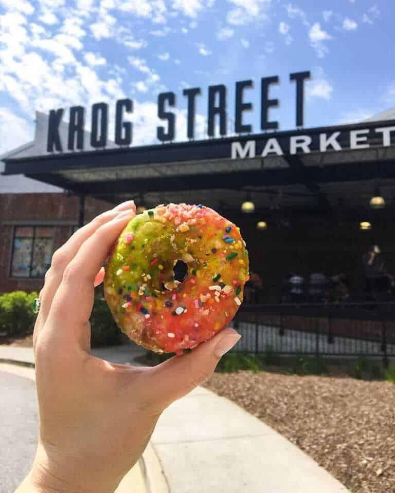 Krog Street Market , Atlanta