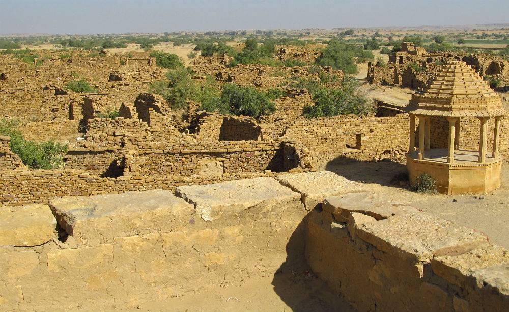 Kuldhara - Rajasthan