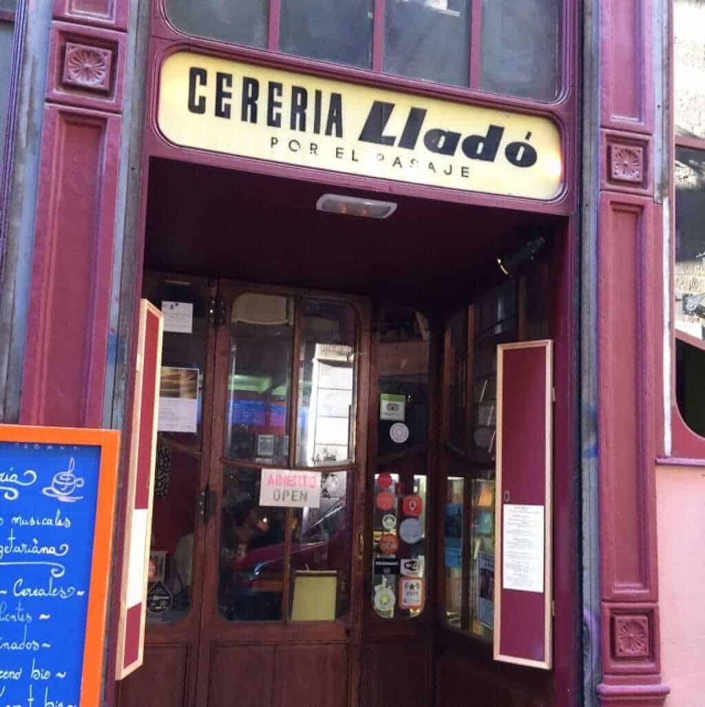 La Cereria, Barcelona