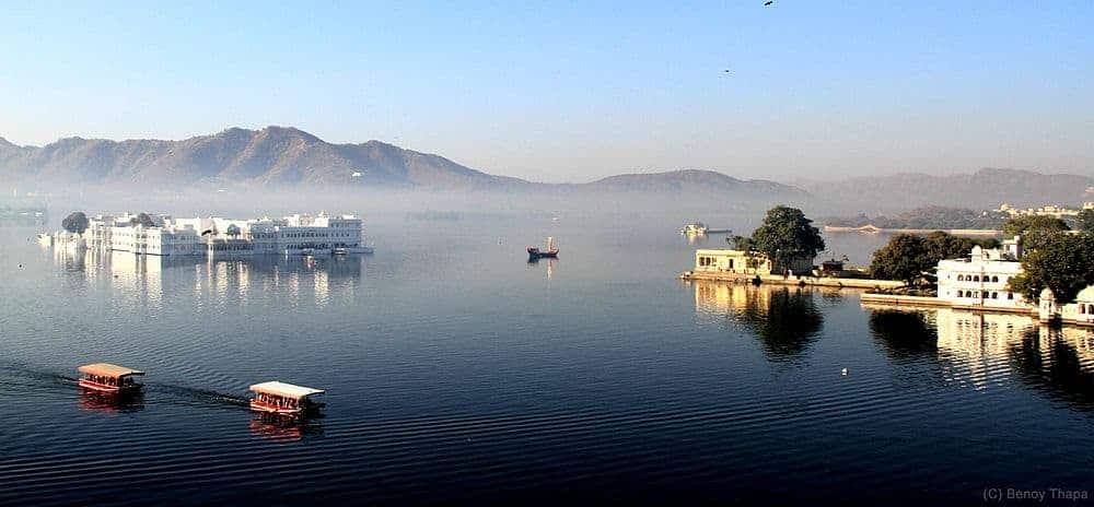 Lake Palace Udaipur - Rajasthan