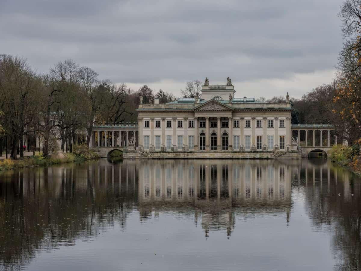 Lazienki-Park-Warsaw