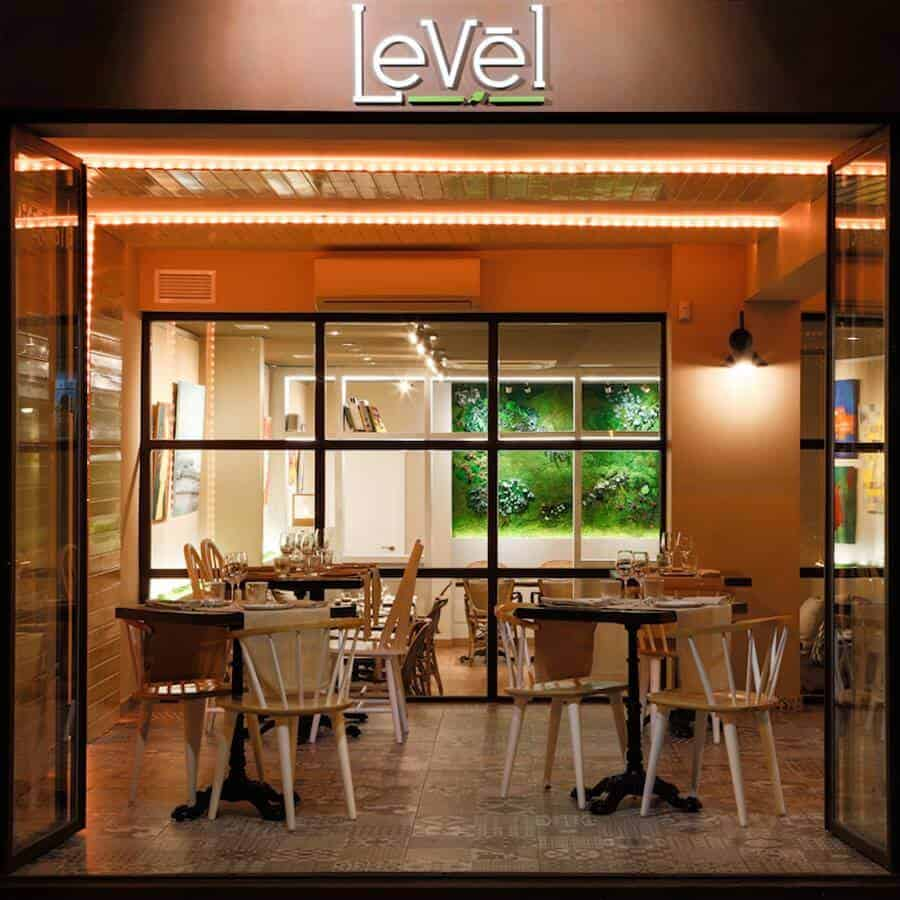 Vegetarian restaurants in Madrid - Level Vegie Bistro, Madrid