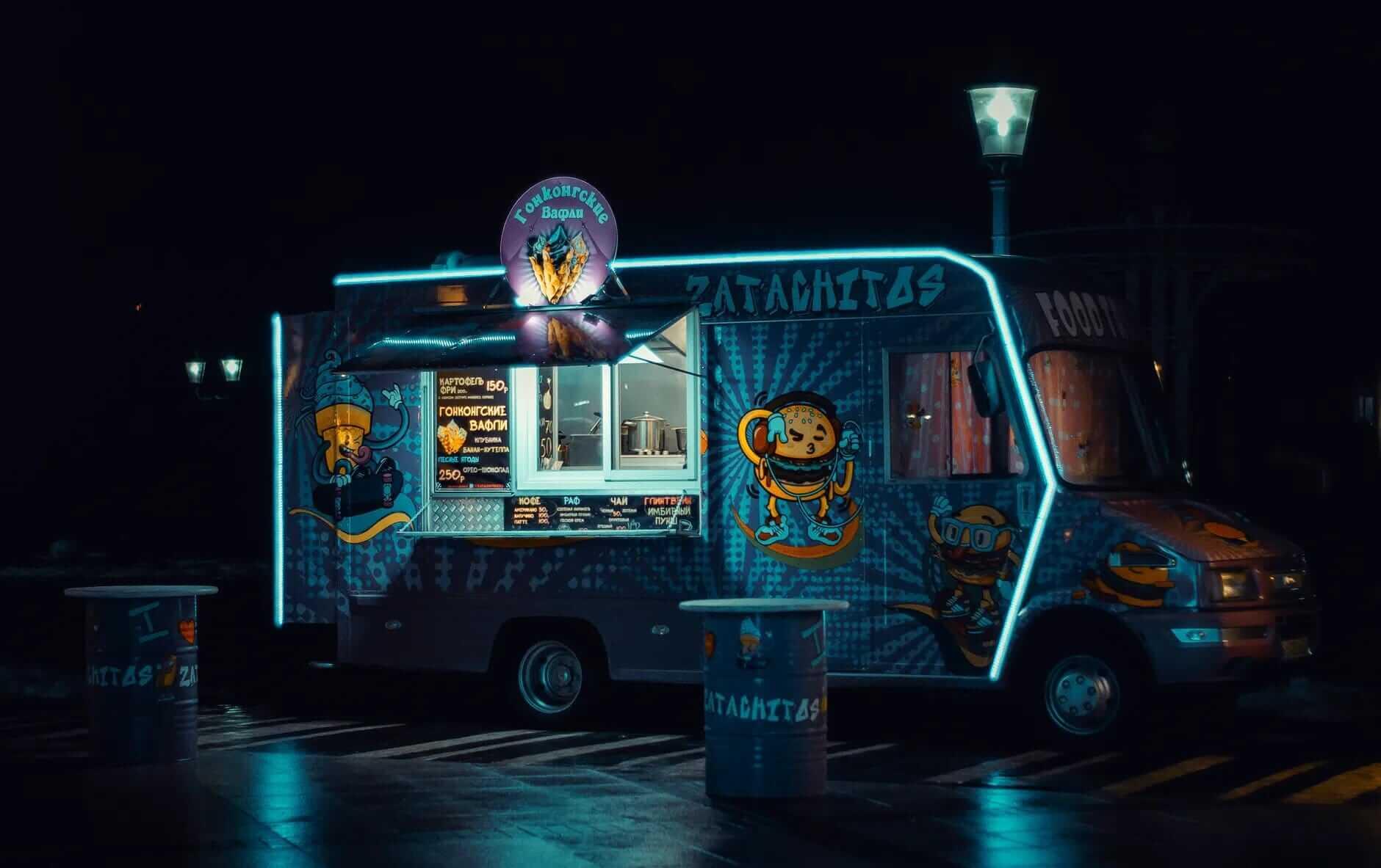 Local Food Trucks in Boston