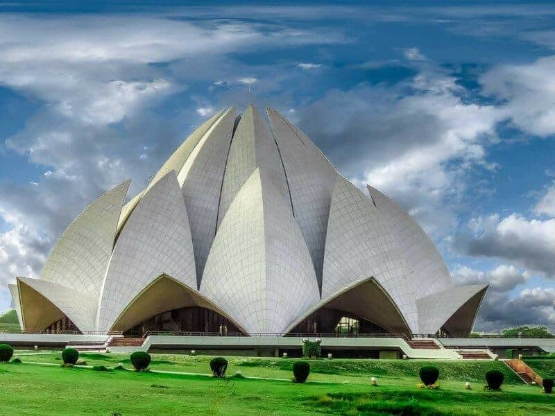 Lotus Temple - New Delhi Delhi Travel Blog