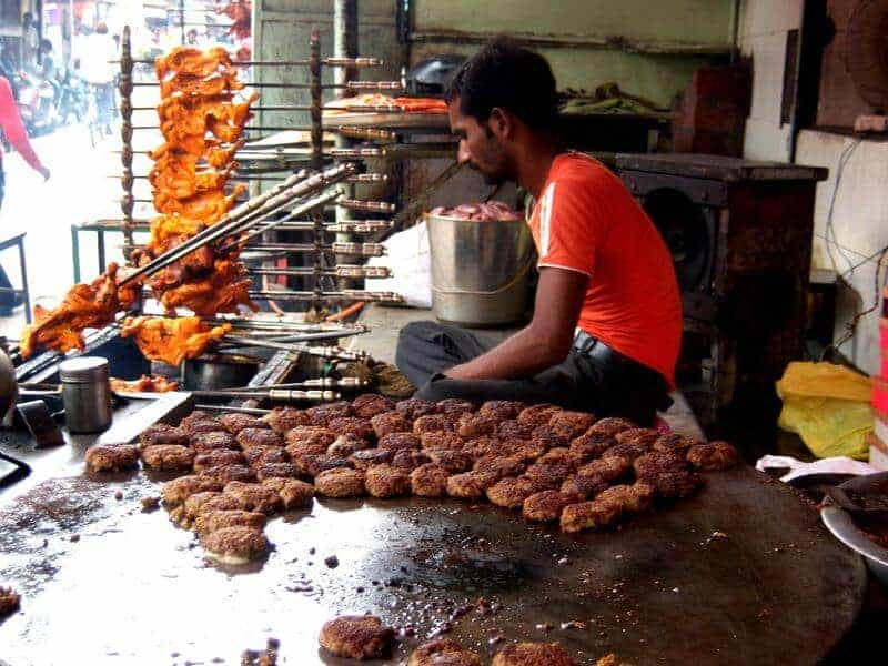 Lucknow kabab - Cuisines of India