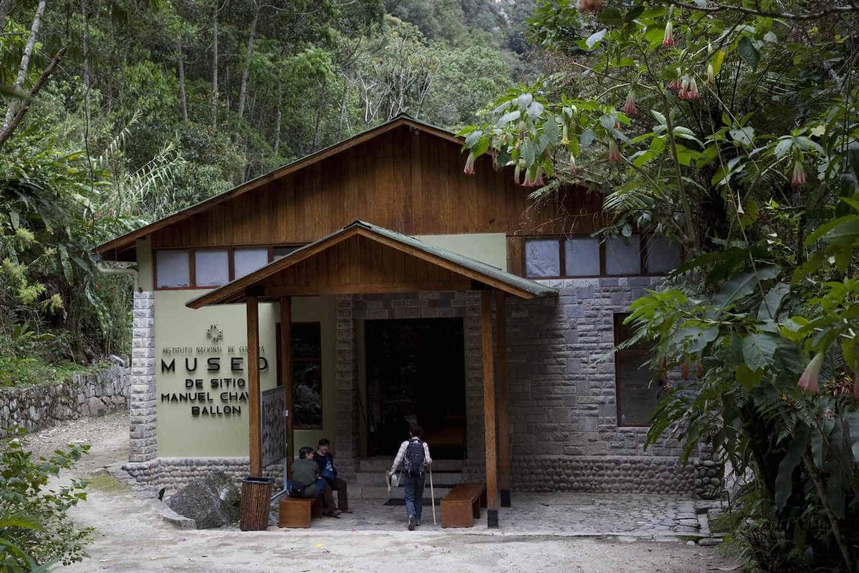 Machu Picchu Museum, Cusco, Peru