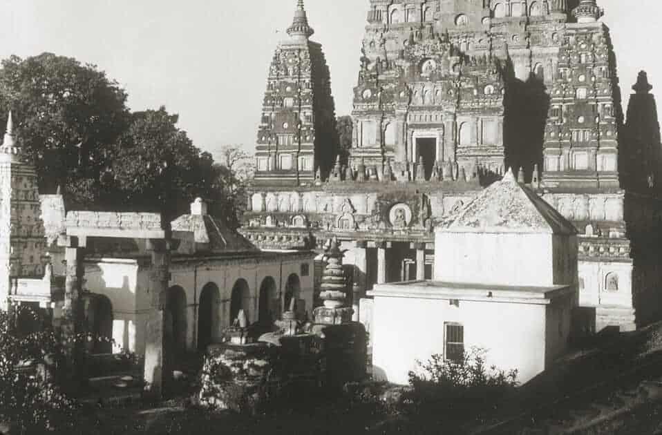 Mahabodhi Temple, Bodh Gaya, Bihar, India