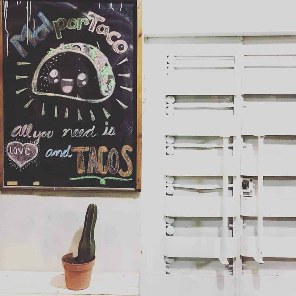 Mal por Taco - Vegetarian restaurants in Mexico City