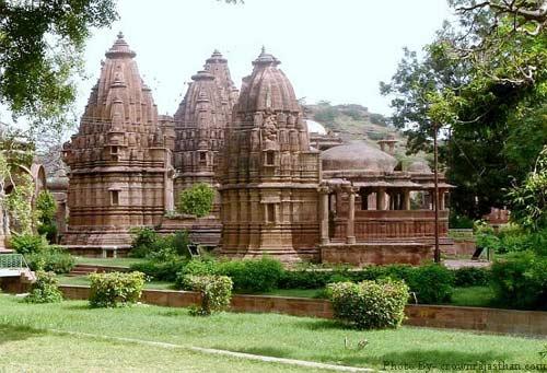 Mandore Gardens - Jodhpur