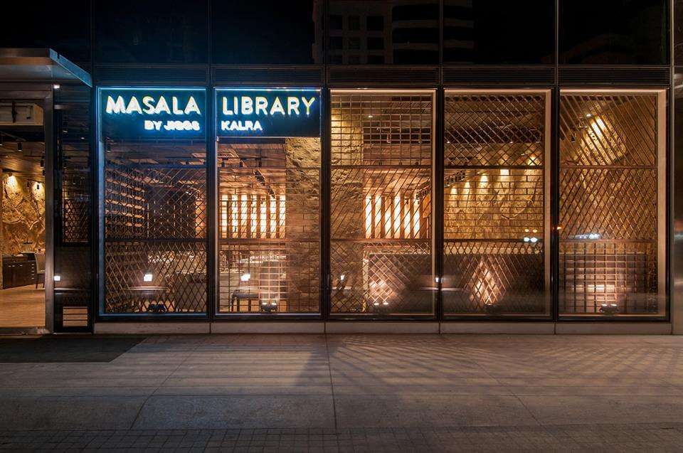Masala Library, Delhi, India