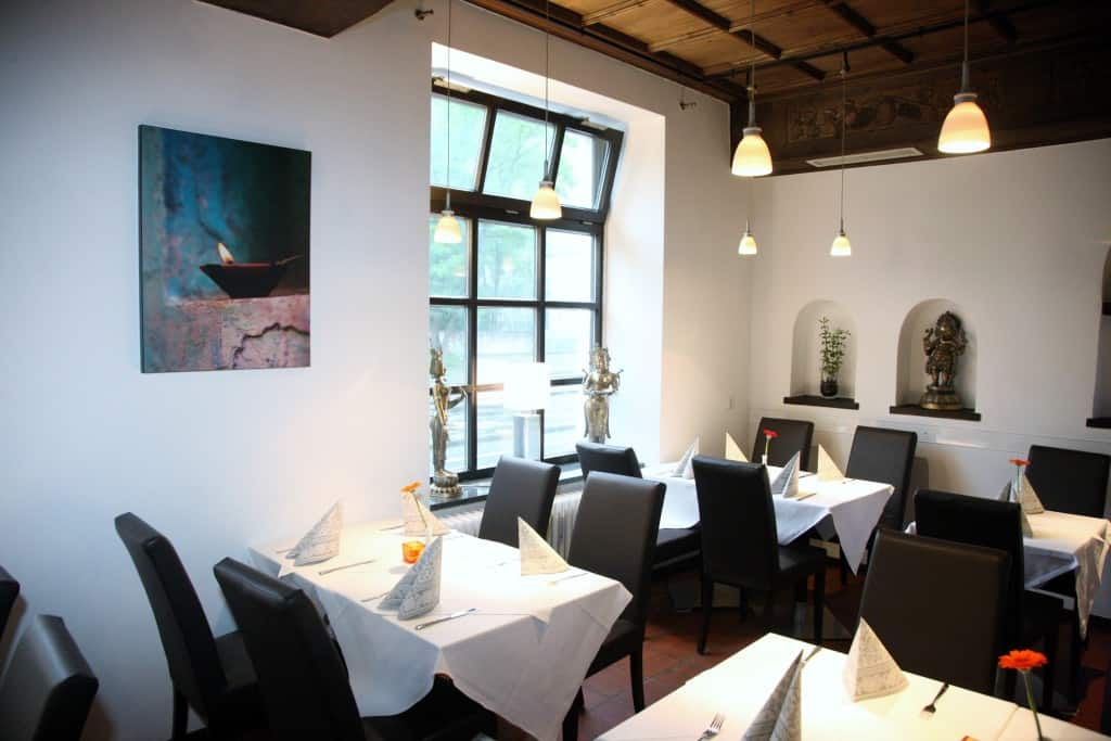 Mataji's-kitchen-vegetarian-restaurant-Munich vegan
