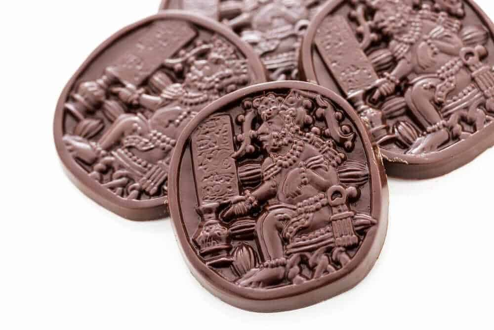 Mayan chocolate - souvenir from Mexico