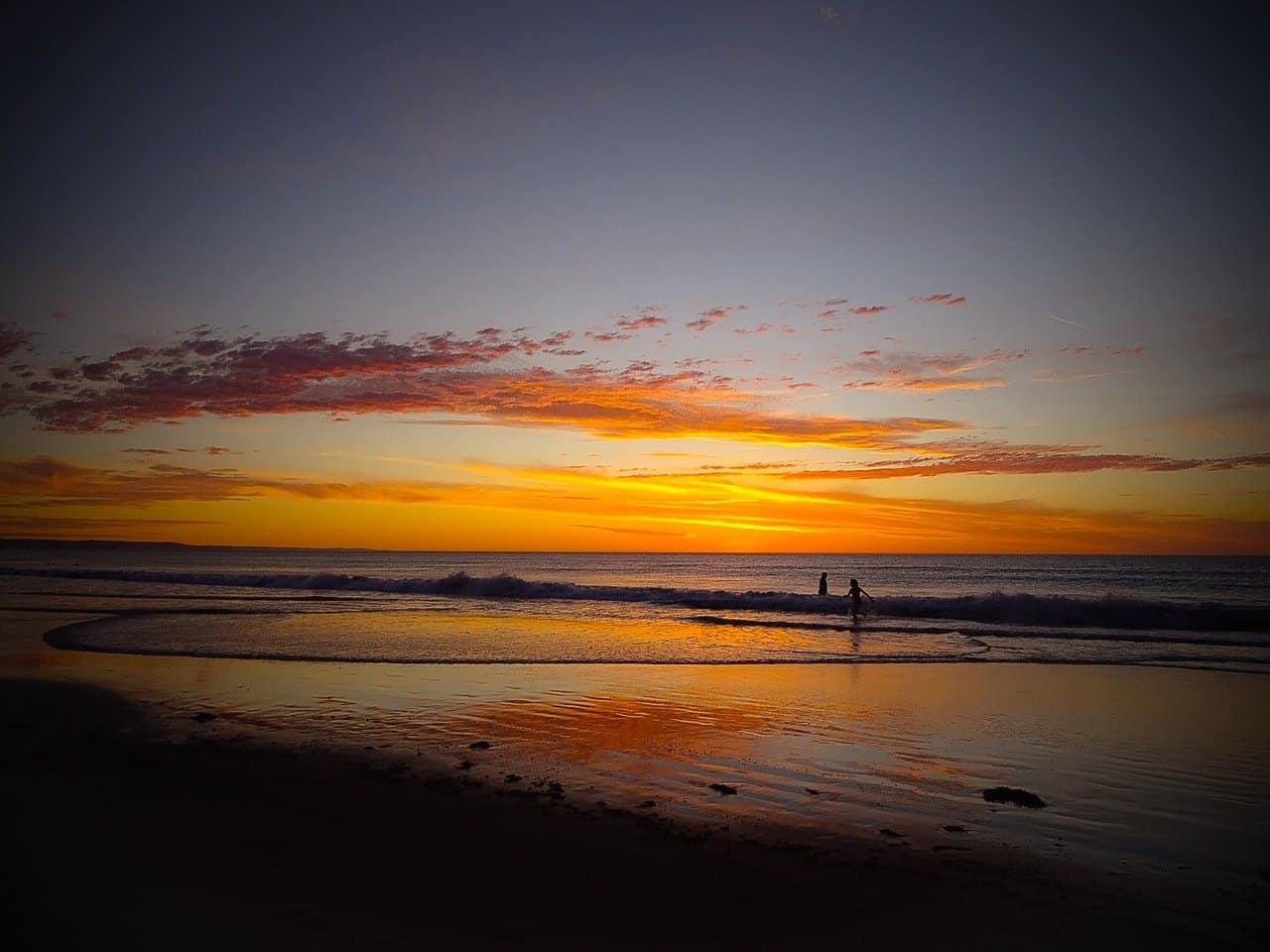 Moana Beach, Adelaide, Australia