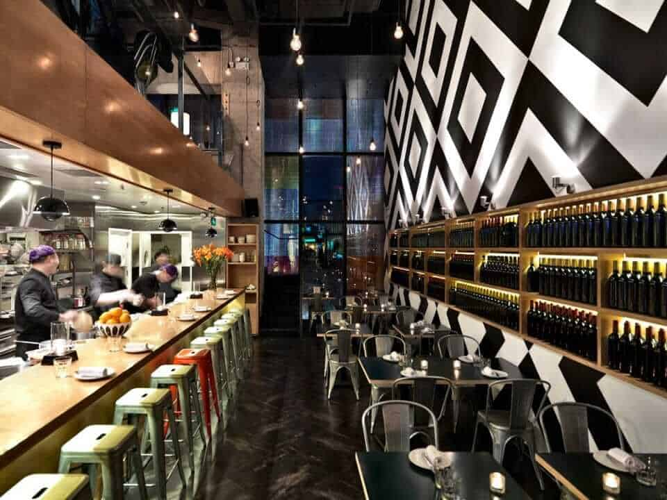 best vegetarian restaurants - Moka Bros, Beijing