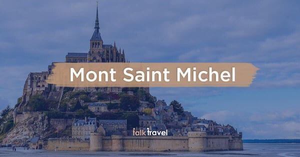 One day trip to Mont Saint Michel in France