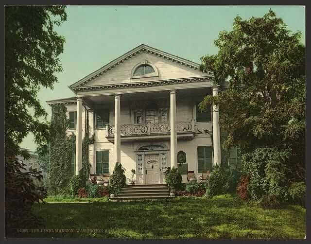 Morris-Jumel Mansion, New York