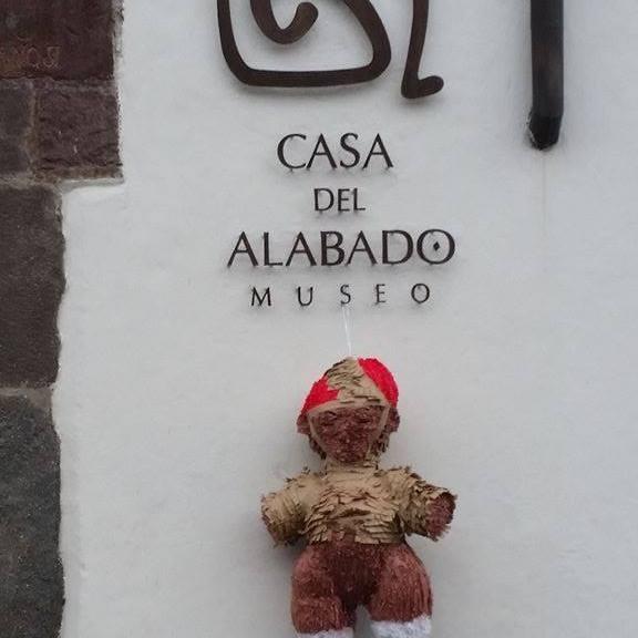 Museo Casa del Alabado, Quito, Ecuador