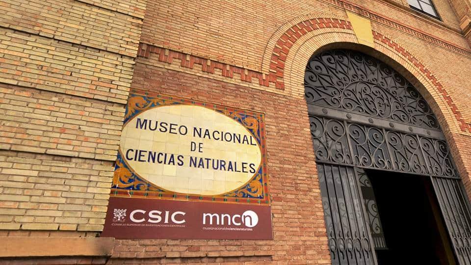 Museo-Nacional-de-ciencias-naturales-Madrid-Spain