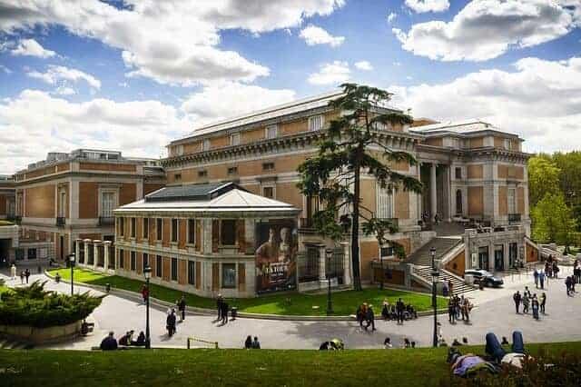Museo Nacional del Prado in Madrid