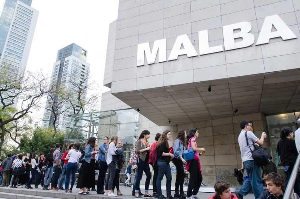 Museo de Arte Latinoamericano de Buenos Aires (MALBA), Buenos Aires, Argentina