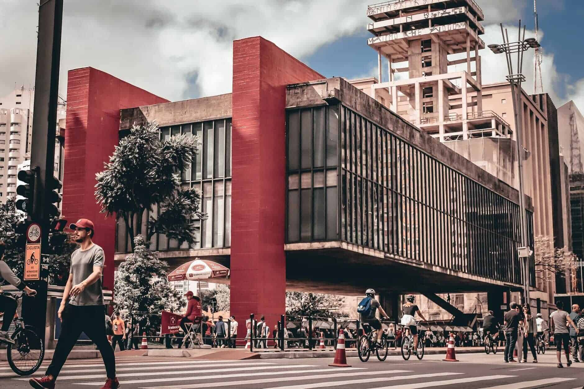 Museu de Art de São Paulo, Brazil