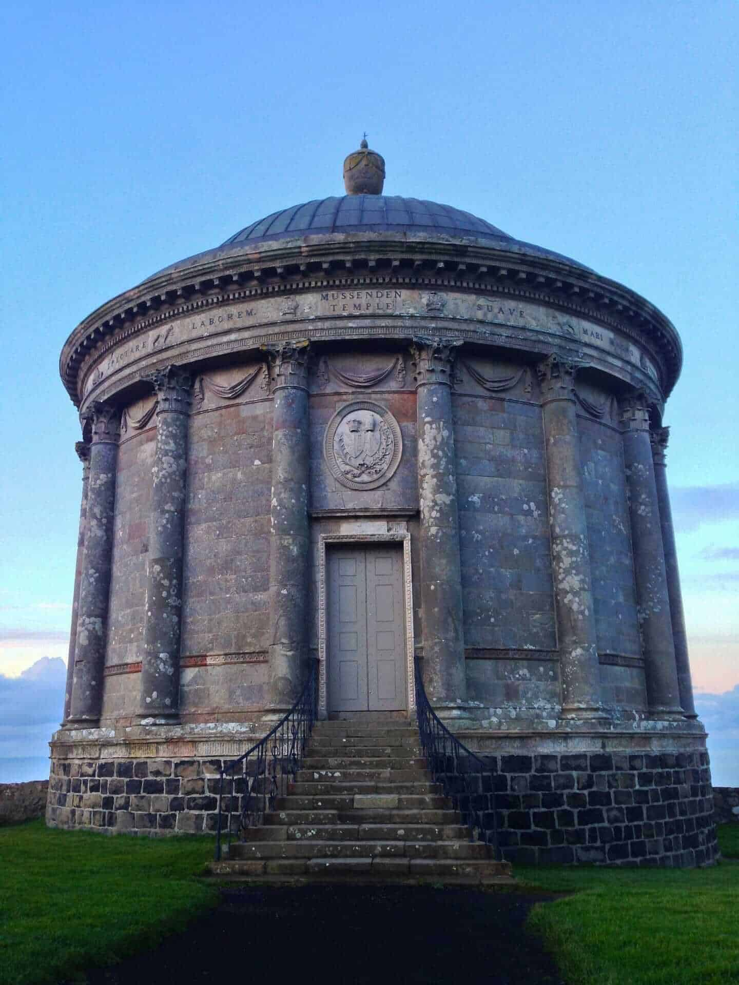 Mussenden Temple, Ireland