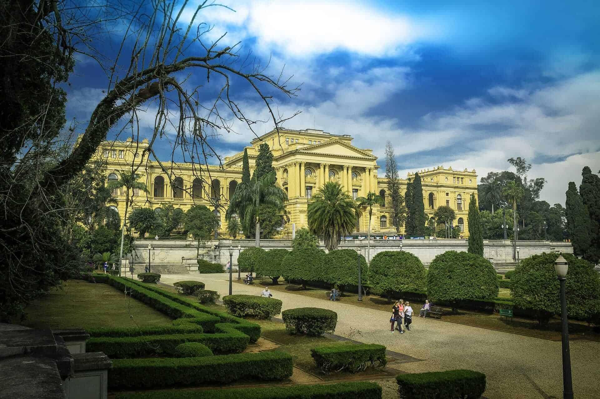 National Museum of Brazil, Rio de Janeiro